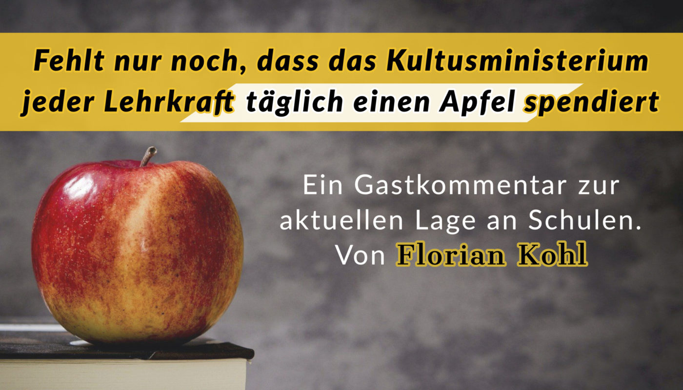 Beitragstitel zum Apfeltext